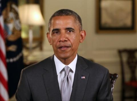 News video: President Obama Celebrates The 4th of July