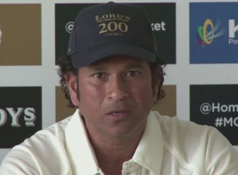 News video: Tendulkar: I've Enjoyed Time with My Family